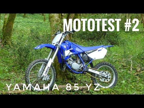 Test yamaha yz 85 doovi for Yamaha yz85 top speed