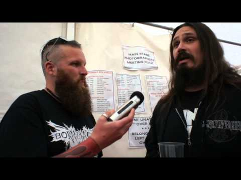 Crowbar Bloodstock Interview 2014