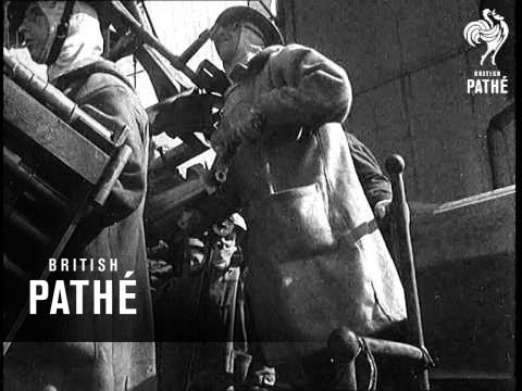 North Sea Special - The Navy In Action (1940)