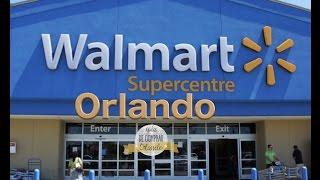 WALMART® ORLANDO, FLORIDA - UN LUGAR ALTERNATIVO PARA HACER COMPRAS