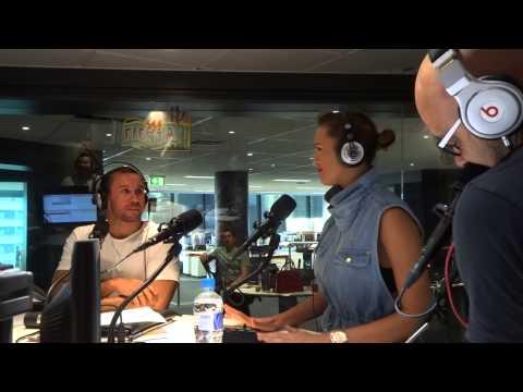 Jesinta Campbell speaks about dating Buddy Franklin
