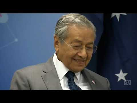 Top Level Diplomacy: Malaysia's Warning To Australia Over Embassy Move In Israel