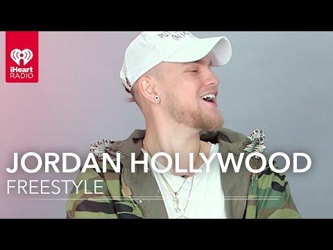 Jordan Hollywood Freestyle Raps | Artist Challenge