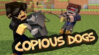 Copious Dogs Mod : Minecraft Mod Showcase