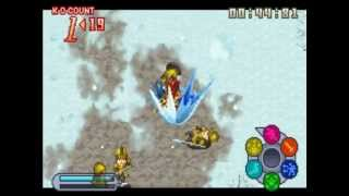 Dynasty Warriors GBA Level 1 (Hu Lao Gate)