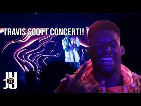 JuJu Goes To Travis Scott Concert!!