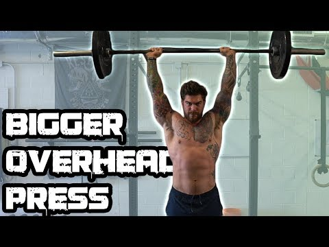 How To Overhead Press MORE: 5 Tips To Increase Your Overhead Press