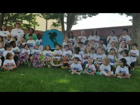 Light a Candle for Peace - Fresno Montessori School - Fresno, California, USA