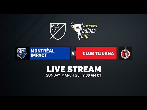 Montreal Impact vs. Club Tijuana - Premier Division | 2018 …