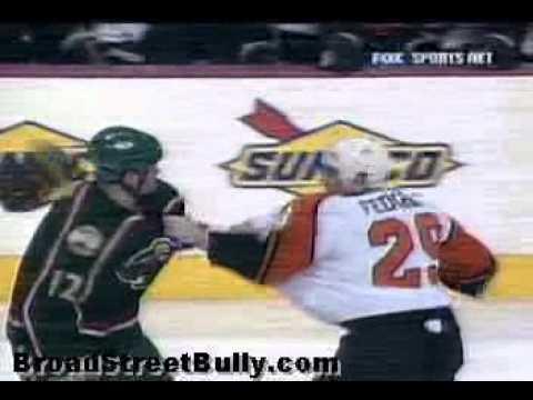 Todd Fedoruk vs Matt Johnson