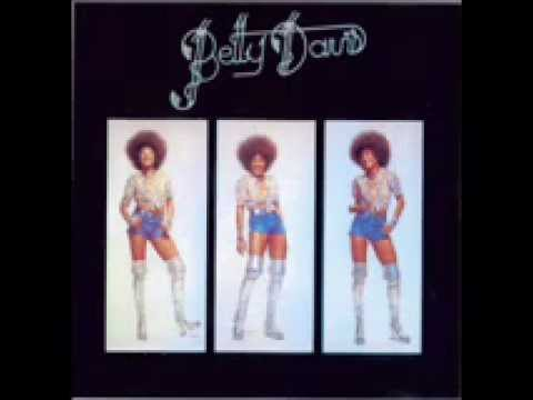 BETTY DAVIS   Betty Davis