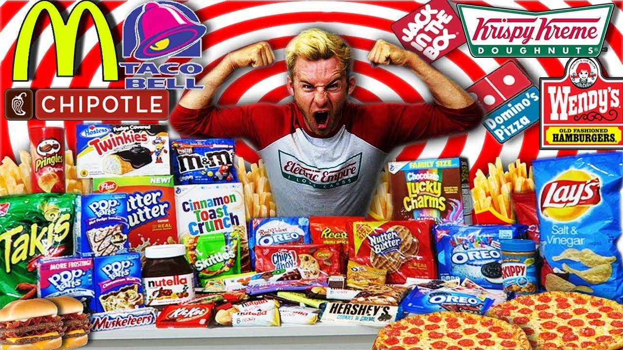 Competitive Eating Is Basically Getting Paid to Have an