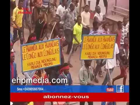 MWANA NSEMI ayindisi Kinshasa eningani botala makambo asali bato bakufi