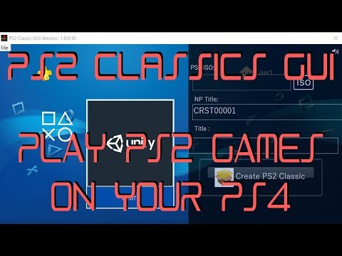 HOW TO   PLAY PS2 GAMES ON PS4 (PS2 Classics ver 1.0.0.10) 4.55