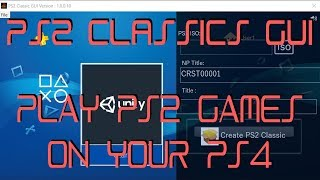 HOW TO | PLAY PS2 GAMES ON PS4 (PS2 Classics ver 1.0.0.10) 4.55