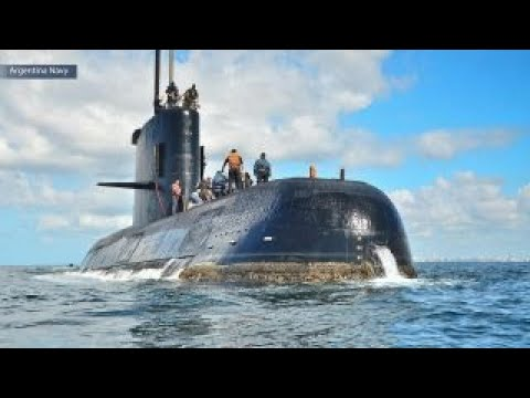 Family Member: Missing Argentinian Sub Was Being 'chased'