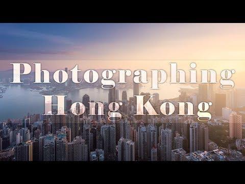 Photographing Hong Kong