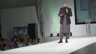 Junaid Jamshed at The Muslim Lifestyle Expo 2015