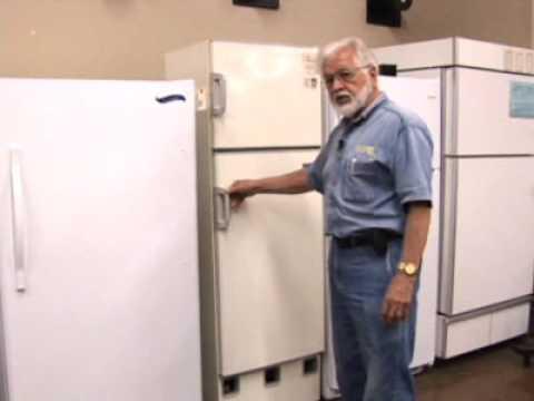 Gas Refrigerators