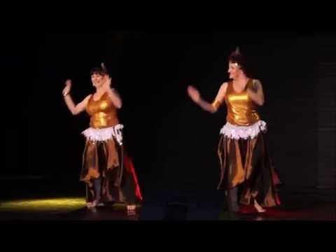 Raqs Antwerp 2016 - Cinnamon Girls in the Sun