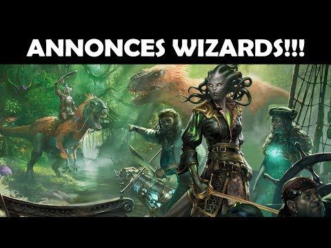 Récap des GROSSES annonces Magic pour 2017-2018 ! Ixalan, Dominaria, Unstable, From the Vault...