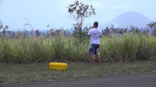IrixGuy Flying Phantom 3 Pro on  Deserted Tropical Island