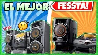 Top 7 mejor SONY FESSTA! Fst + PRUEBA DE SONIDO [línea naranja Sony]  LBT F