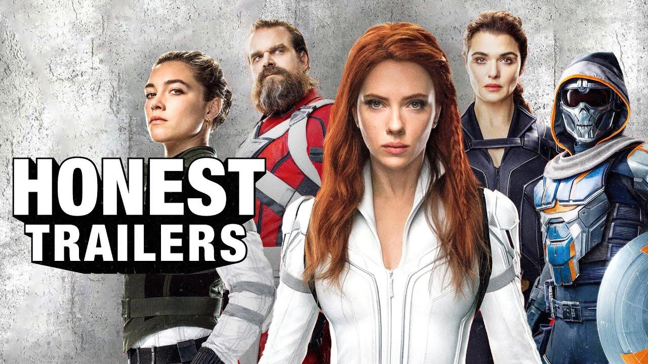 Download Honest Trailers   Black Widow