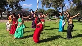 Jimikki Kammal Dance | Velipadinte Pusthakam | Tamil Girls | Mandy Dance Academy | Melbourne