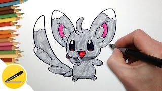 Как Нарисовать Покемона | Рисуем Покемонов карандашом поэтапно