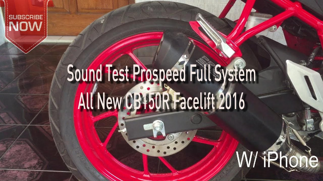 Pro Speed Black Series All New Cb150r Full Daftar Harga Terbaru Prospeed Sx Yamaha Xride Red Youtube Premium