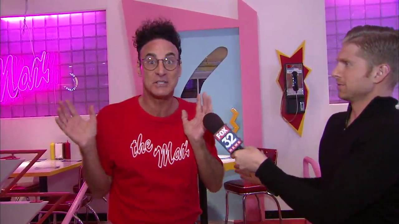 """SAVED BY THE MAX: Inside Chicago's """"Saved By The Bell ..."""