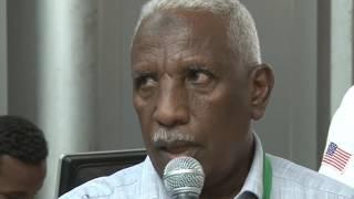 الدفاع المدني قطاع مطار الخرطوم