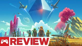 No Man's Sky NEXT Review (Video Game Video Review)