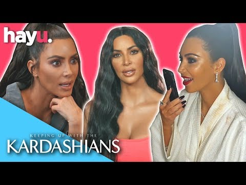 Kim Kardashian: Lawyer In Training | Keeping Up With The Kardashians
