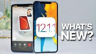 iOS 12.1.1 Beta 1! 5 New Features & NEW Passcode Bypass!