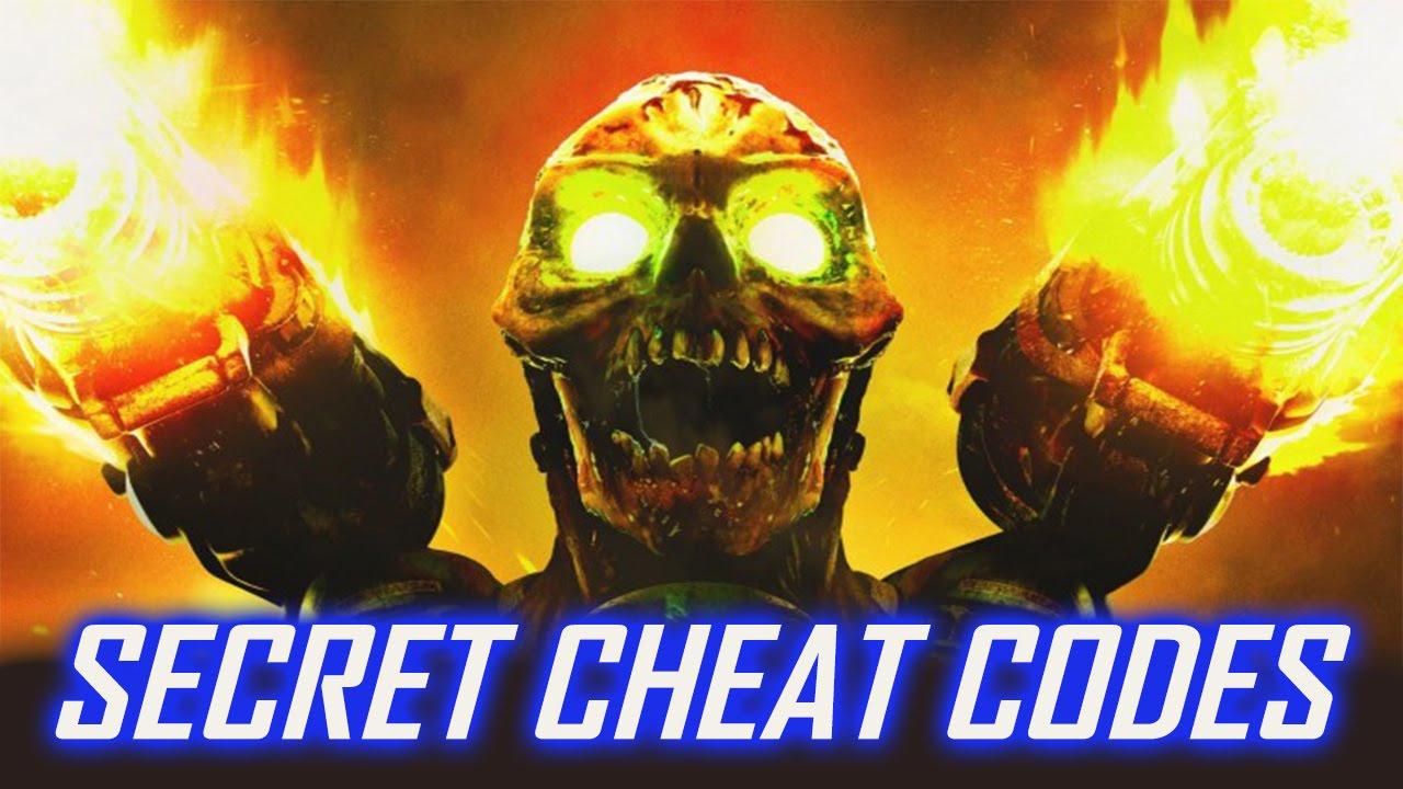 <b>DOOM</b> - All Secret <b>Cheat Codes</b> (PS4 and XB1) PARODY - YouTube