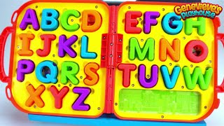Learn ABC's and How to Spell Easy Words for Kids!