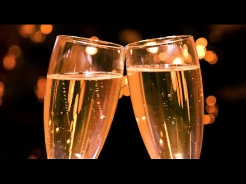 making a toast champagne glasses sound effect youtube