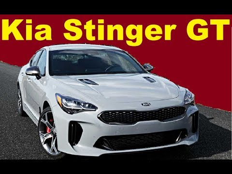 Kia Stinger GT AWD Review By a Dodge Charger RT Owner
