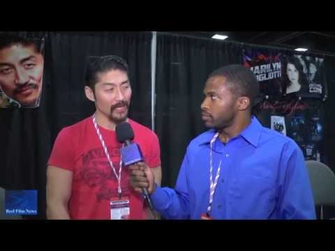 2015 Awesome Con EXCLUSIVE : Brian Tee Talks FAST & FURIOUS Franchise and TMNT 2