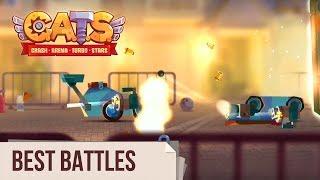 C.A.T.S. — Best Battles #67