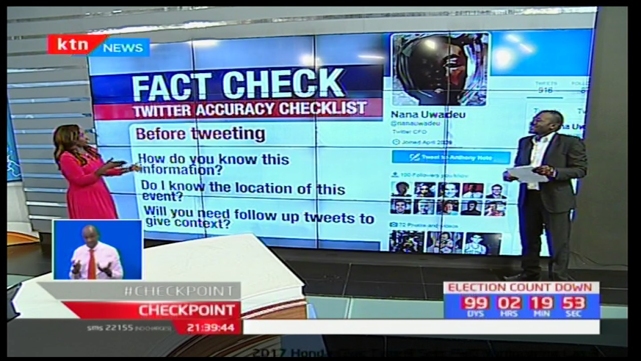 FACT CHECK: How to spot fake news on Social Media - YouTube