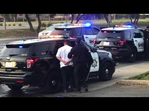 Полиция в США. Как производят арест в США.