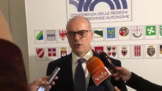 Toma: pronti gli emendamenti alla legge di bilancio proposti dalle Regioni