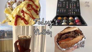 [Paris Vlog] 파리 일상 브이로그 | 네스프레…