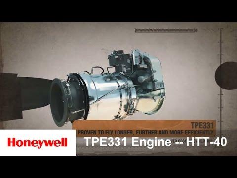 Honeywell's TPE331 Engine -- HTT-40 | Defense & Space | Honeywell