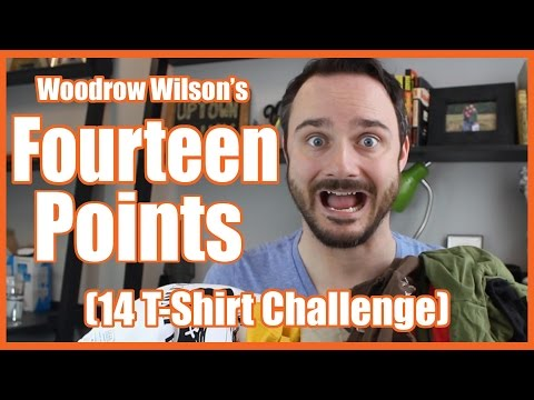Fourteen Points (14 T-Shirt Challenge) - @MrBettsClass