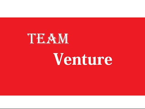 Team Venture's First Shots!