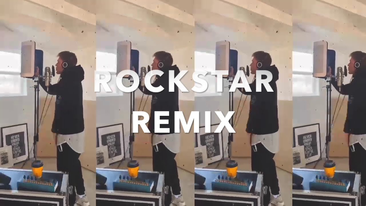 Blake Whiteley - ROCKSTAR REMIX